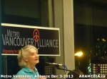 25 AHA MEDIA at Metro Alliance Vancouver meeting - Tues Dec 3 2013