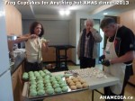 25 AHA MEDIA sees Frog Cupcakes made for Anything but XMAS dinner 2013 in Vancouver DTES