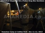 259 AHA MEDIA at BC Yukon Drug War Survivors Homeless Standoff in Jubilee Park, Abbotsford, B.C.