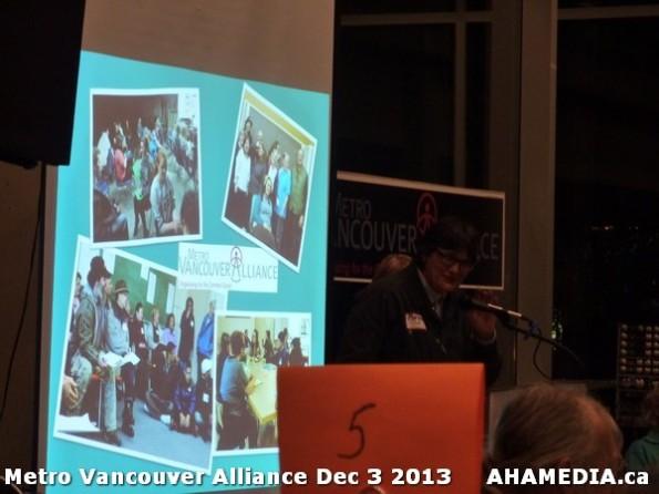 28 AHA MEDIA at Metro Alliance Vancouver meeting - Tues Dec 3 2013