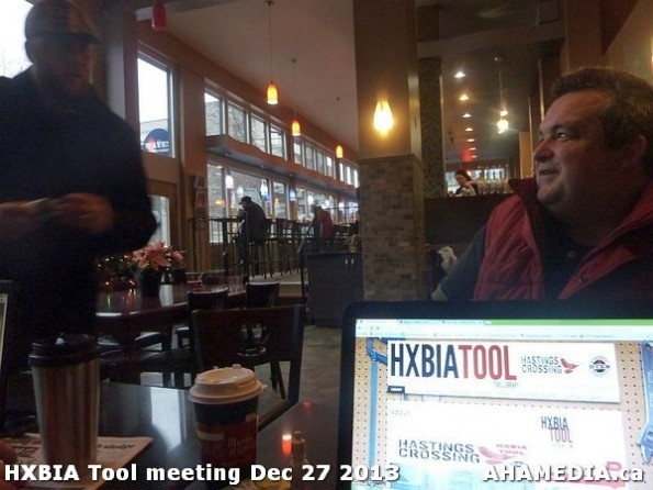 3 AHA MEDIA sees HXBIA Tool meeting in Vancouver