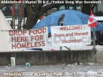 304 AHA MEDIA at BC Yukon Drug War Survivors Homeless Standoff in Jubilee Park, Abbotsford, B.C.
