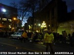 31 AHA MEDIA at DTES Street Market - Sun Dec1 2013
