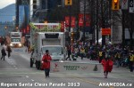 33 AHA MEDIA at 10th Annual Rogers Santa Claus Parde in Vancouver 2013
