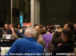36 AHA MEDIA at Metro Alliance Vancouver meeting - Tues Dec 3 2013
