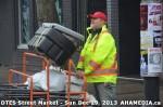 38 AHA MEDIA at DTES Street Market on Sun Dec 29, 2013 in VancouverDTES