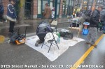 39 AHA MEDIA at DTES Street Market on Sun Dec 29, 2013 in Vancouver DTES