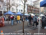 4 AHA MEDIA at DTES Street Market - Sun Dec1 2013
