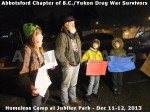 422 AHA MEDIA at BC Yukon Drug War Survivors Homeless Standoff in Jubilee Park, Abbotsford, B.C.