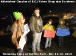 423 AHA MEDIA at BC Yukon Drug War Survivors Homeless Standoff in Jubilee Park, Abbotsford, B.C.