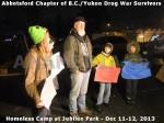 423 AHA MEDIA at BC Yukon Drug War Survivors Homeless Standoff in Jubilee Park, Abbotsford, B.C.