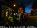 44 AHA MEDIA at DTES Street Market - Sun Dec1 2013