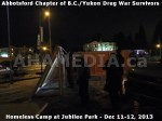 46 AHA MEDIA at BC Yukon Drug War Survivors Homeless Standoff in Jubilee Park, Abbotsford, B.C.