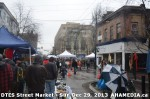 46 AHA MEDIA at DTES Street Market on Sun Dec 29, 2013 in Vancouver DTES