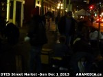 46 AHA MEDIA at DTES Street Market - Sun Dec1 2013