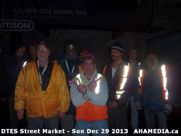 46 AHA MEDIA  sees DTES Street Market on Sun Dec 29 2013