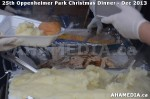 47 AHA MEDIA at Oppenheimer Park Christmas Dinner 2013 in Vancouver DTES