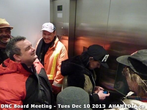 5 AHA MEDIA at DNC Board Meeting - Tues Dec 10 2013