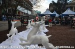 6 AHA MEDIA at 10th Annual Rogers Santa Claus Parde in Vancouver 2013