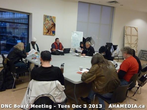 6 AHA MEDIA at  DNC Board Meeting - Tues Dec 3 2013