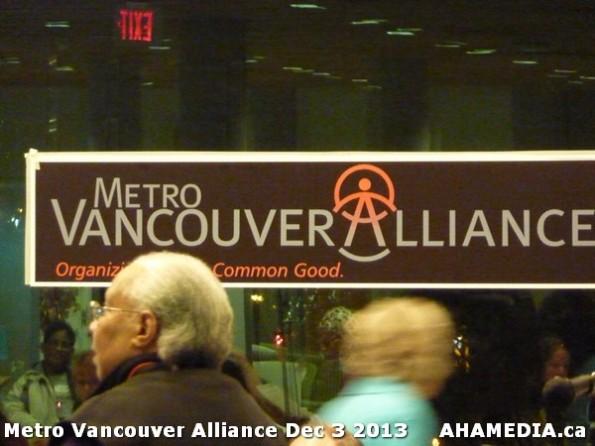 6 AHA MEDIA at Metro Alliance Vancouver meeting - Tues Dec 3 2013