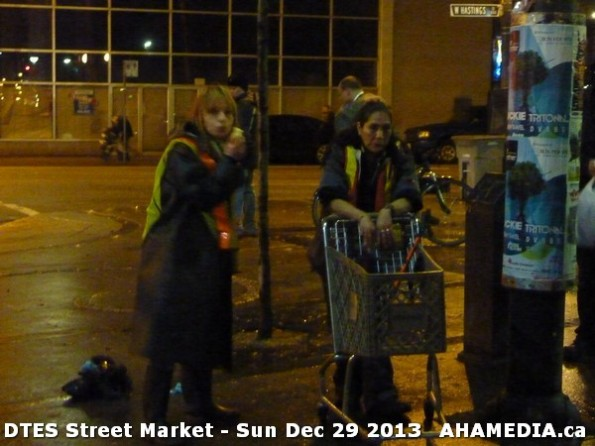 60 AHA MEDIA  sees DTES Street Market on Sun Dec 29 2013