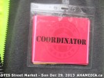 68 AHA MEDIA at DTES Street Market on Sun Dec 29, 2013 in VancouverDTES