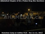 69 AHA MEDIA at BC Yukon Drug War Survivors Homeless Standoff in Jubilee Park, Abbotsford, B.C.