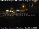 71 AHA MEDIA at BC Yukon Drug War Survivors Homeless Standoff in Jubilee Park, Abbotsford, B.C.