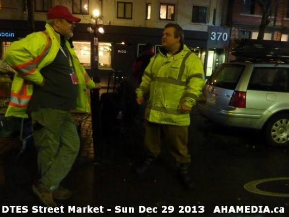 75 AHA MEDIA  sees DTES Street Market on Sun Dec 29 2013