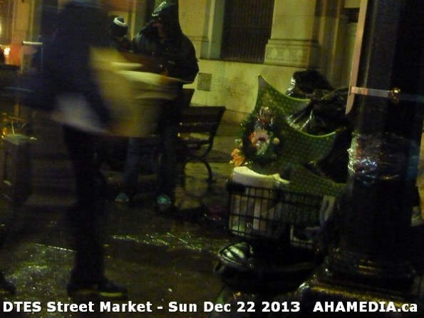 8 AHA MEDIA at DTES Street Market Sun Dec 22 2013