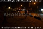 82 AHA MEDIA at BC Yukon Drug War Survivors Homeless Standoff in Jubilee Park, Abbotsford, B.C.
