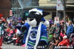 83 AHA MEDIA at 10th Annual Rogers Santa Claus Parde in Vancouver 2013