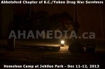 86 AHA MEDIA at BC Yukon Drug War Survivors Homeless Standoff in Jubilee Park, Abbotsford, B.C.