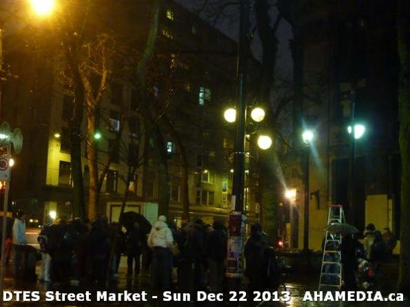 8b 47 AHA MEDIA at DTES Street Market Sun Dec 22 2013