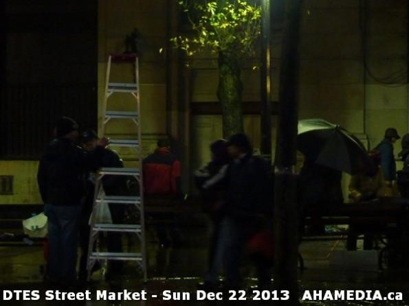 9 AHA MEDIA at DTES Street Market Sun Dec 22 2013