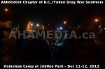 93 AHA MEDIA at BC Yukon Drug War Survivors Homeless Standoff in Jubilee Park, Abbotsford, B.C.
