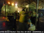 97 AHA MEDIA  sees DTES Street Market on Sun Dec 29 2013