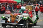 99 AHA MEDIA at 10th Annual Rogers Santa Claus Parde in Vancouver 2013