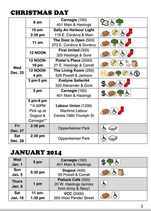 christmas meals 2013 1b