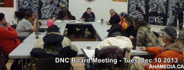 DNC Board Banner