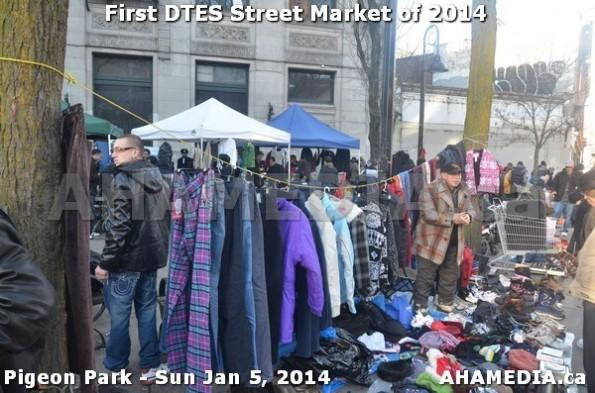 100 AHA MEDIA sees DTES Street Market on Sun Jan 5, 2013