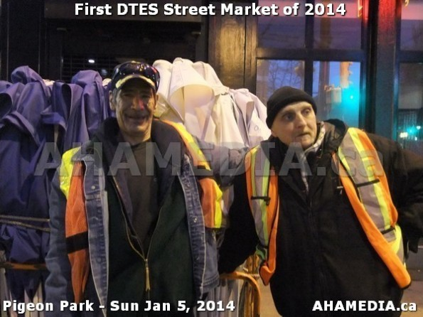 103 AHA MEDIA sees DTES Street Market on Sun Jan 5, 2013