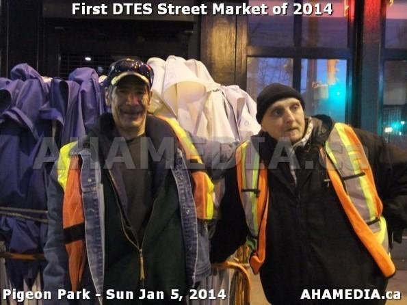 103 AHA MEDIA sees DTES Street Market on Sun Jan 5, 2013