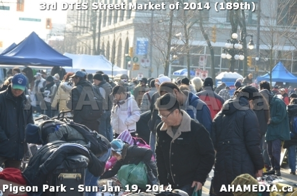 105 AHA MEDIA sees DTES Street Market on Sun Jan 19, 2014