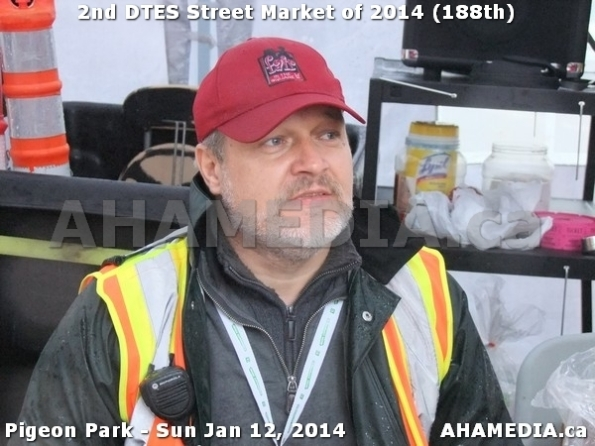 106 AHA MEDIA sees DTES Street Market on Sun Jan 12, 2014