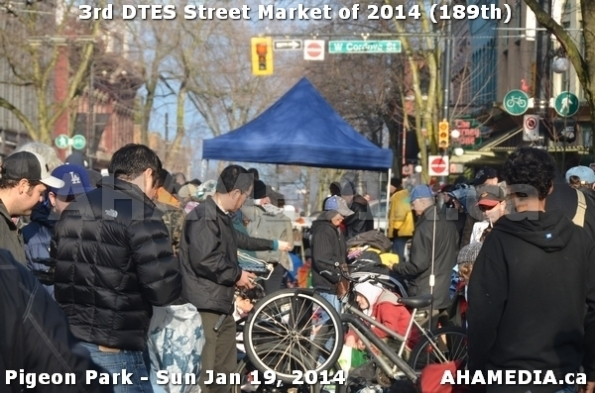 111 AHA MEDIA sees DTES Street Market on Sun Jan 19, 2014