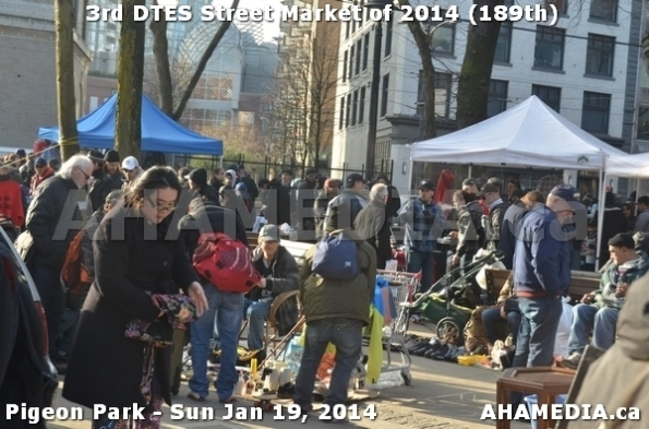 113 AHA MEDIA sees DTES Street Market on Sun Jan 19, 2014