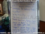 116 AHA MEDIA sees DTES Street Market Vendor Meeting on Sat Jan 4, 2014 in Vancouver