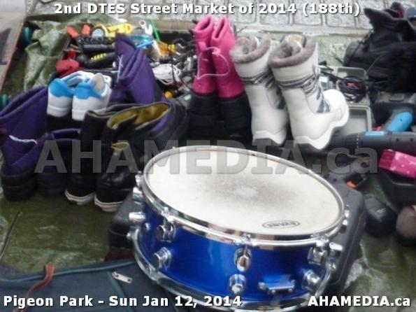 123 AHA MEDIA sees DTES Street Market on Sun Jan 12, 2014